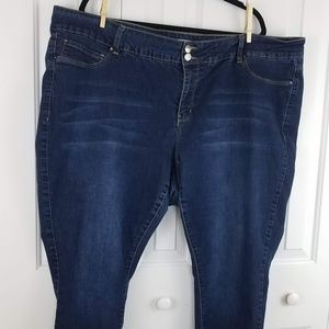 Skinny Ankle Jeans by Royalty For Me